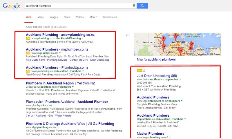 auckland-plumbers-Google-Search
